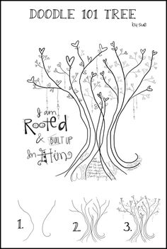 I LOVE all of these scripture/faith doodles! Scripture Doodle, Scripture Art, Bible Art, Doodle Drawings, Doodle Art, Zentangle Patterns, Zentangles, Bibel Journal, Bible Doodling