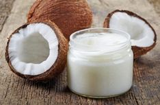 Coconut Oil Uses - Coconut oil works wonders for dry, brittle strands. Find out exactly how to apply coconut oil to hair inside. 9 Reasons to Use Coconut Oil Daily Coconut Oil Will Set You Free — and Improve Your Health!Coconut Oil Fuels Your Metabolism! Coconut Oil Uses, Coconut Oil For Skin, Coconut Water, Coconut Milk, Coconut Health Benefits, Lavender Hair, Juicing For Health, Oils For Skin, Calories