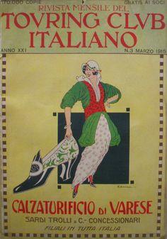 1915 | CALZATURIFICIO DI VARESE