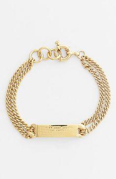MARC BY MARC JACOBS 'Standard Supply' ID Bracelet | Nordstrom