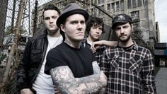 The Gaslight Anthem Announce New Album and Tour for 2014