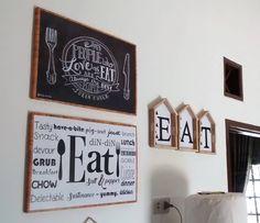 Hiasan Dinding Ruang Makan Dapur Dari Stik Es Krim Kerajianan Tangan Buatan Sendiri Cafe Concept, Surakarta, Restaurant Interior Design, Cafe Design, Wallpaper Quotes, Wood Art, Living Room Designs, Diy And Crafts, Wall Decor