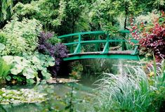 Giverny, France - Monet's Garden