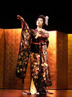 """""""Nihon Buyô"""" danse typique japonaise"""