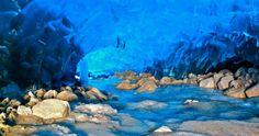 Champs de glace Juneau en Alaska