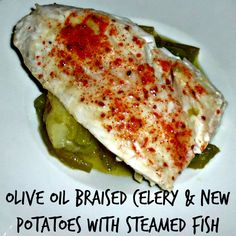 olive oil braised fennel with lemon recipes dishmaps braised in lemon ...