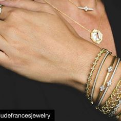 Layered looks  #diamond #moonstone #gold #silver #mccaskillandcompany  #Repost @judefrancesjewelry with @repostapp. ・・・ Monday stacks... #rings #armcandy #pendants #judefrances