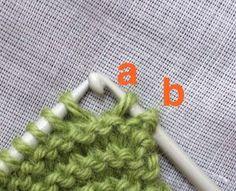 crochet cast off