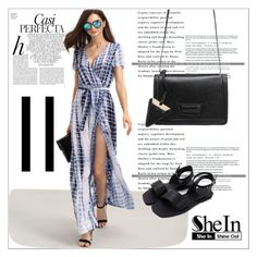"""""""Shein 1"""" by fashion-addict35 ❤ liked on Polyvore featuring Whiteley"""