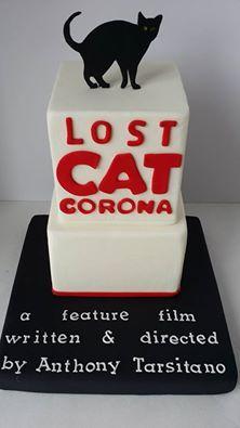 "Celebrating ""Lost Cat Corona:- a feature film by Anthony Tarsitano."