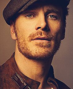 Michael Fassbender..... such a brilliant Mr Rochester in Jane Eyre..... iconic Irish actor of the moment