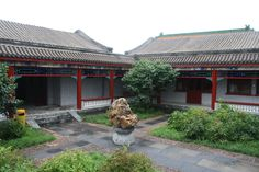 Traditional Chinese Home...Multi-family