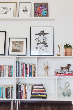 Ikea 'Valje' bookcases