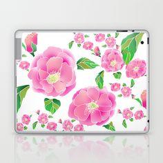 Floribunda Laptop & iPad Skin