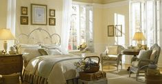 Discover the top 10 yellow paint colors for your home. Yellow paint can be bright and sunny, or warm and neutral -- find the perfect yellow for your space. Yellow Painted Rooms, Yellow Bedroom Paint, Yellow Paint Colors, Yellow Painting, Bedroom Colors, Bedroom Wall, Yellow Walls, Bedroom Green, Diy Bedroom