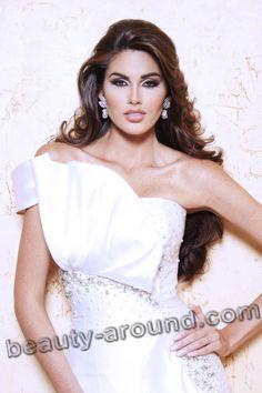 contestants miss Universe 2013, Maria Gabriela Isler photo, Venezuelan Fashion model