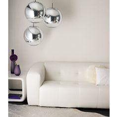 Tom Dixon Mirror Ball #mirrorball #tomdixon http://www.tomdixon.net/products/uk/mirror-ball-40cm