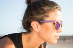 VIOLET SUNGLASSES BY CARRERA