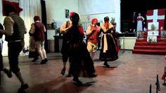 """DUBA bailando """"Skøjteløberdans"""" en las JAF 2011 - Tandil"""