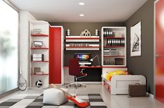 Innovative Bedroom Furnitures Created for Seamless Integration in the most Demanding Environments