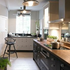 Dutch Colonial Kitchen - Kitchen Studio, Inc. | For the Home ... on