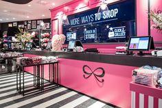 Flagship store Kalverstraat Amsterdam the Netherlands