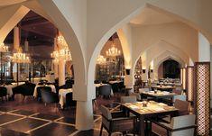 Restaurant. Chedi Muscat. © GHM Hotels