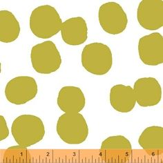 Windham Fabrics - Lucky - Lrg Spots- Green