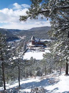 Montezuma, New Mexico - United World College - an exclusive college prep near Las Vegas, NM