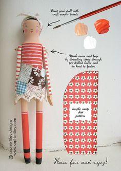 Керамический белый кролик от tri_sestri в __doll__ Подяблоневая компания от makidra в __doll__ Машинки из спичечных коробков , отличная идея для совместного с детьми творчества…