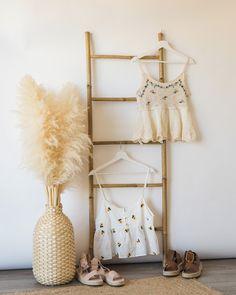 Ladder Decor, Instagram, Home Decor, Over Knee Socks, Blouses, Dressmaking, Clothing, Decoration Home, Room Decor