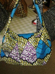 African Print - Ankara Bag £20.00