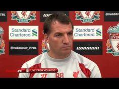 Brendan Rodgers' pre-Sunderland Press Conference #LFC #EPL