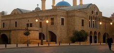 Greek Orthodox Cathedral of Saint George: The Oldest Church in the City of Beirut