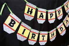 A Lego Ninjago Inspired Birthday Party | CatchMyParty.com