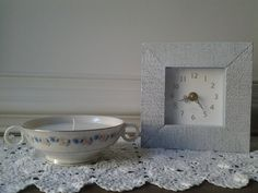 Vintage Lavender Scented Haviland by BlueHenCandleCompany on Etsy, $18.00