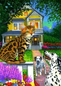 Cute Cats And Kittens, I Love Cats, Dog Names Unique, Dog Cake Topper, Bengal Kitten, Pastel Watercolor, Dog Crafts, Beagle Dog, Cartoon Dog