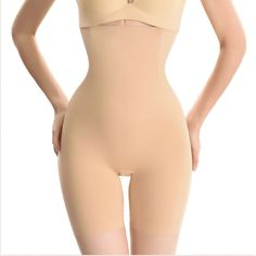 Seamless High Waist Slimming Pants   Home Care Fitness Knickers Pants, Jogging Shoes, Gaines, Slim Waist, High Waist, Shorty, A Team, Thighs, Curves