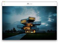 Rayleigh - Clean web design