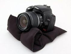 Camera Bean Bag - Tripod Replacement