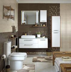 Refresh Your Bathroom With the Latest Bathroom Cabinet Trends - Life ideas Bathroom Basin Units, Bathroom Bench, Bathroom Cabinets, Master Bathroom, Contemporary Bathrooms, Modern Bathroom, Basin Design, Bathroom Inspiration, Sweet Home