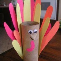 Paper Roll Turkey