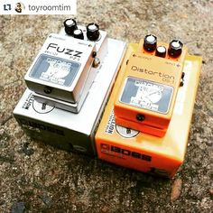 repost @toyroomtim:  Got some real cool Boss oddities in recently. Anyone seen these? #bosspedals #clocks #bossclocks