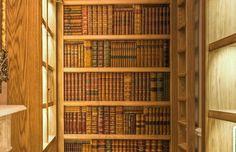 Secret Faux Book Doors. http://www.fauxbooks.co.uk