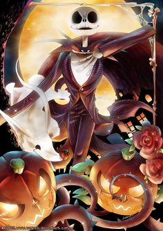 :: Nightmare before Christmas :: by VanRah.deviantart.com on @deviantART