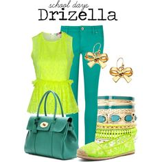 Designer Clothes, Shoes & Bags for Women Anastasia And Drizella, Casual Cosplay, Disneybound, Shoe Bag, Cinderella, Stuff To Buy, Outfits, Shopping, Collection
