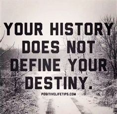 Whatever has happened in the past does not define your future.  Don't allow anything to get in the way of your dreams!  If you allow the past to hold you back, you will be stuck in the same place as you you are now and have been for years..  Don't Be P.O.O.R.  (Passing Over Opportunities Repeatedly)  Step into Your Power N.O.W.  (No Opportunity Wasted)  Decisions = Destiny  A Breakthrough Happens the Moment You Make A Choice.  #FreedomMastery #FreedomNow