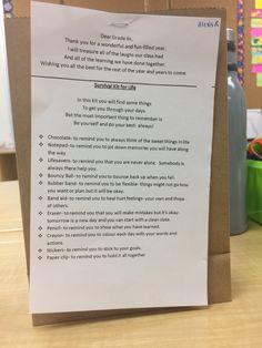 Good idea for teachers