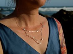 Capricorn Zodiac Constellation Sterling Silver Necklace this is pretty cool