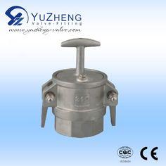 Pipe Fittings : KJB Type Camlock (Email & Skype: export1@yuzheng-valve.com. Mobile: +86 18058723339) Gate Valve, Stainless Steel Pipe, Type, Stainless Steel Tubing